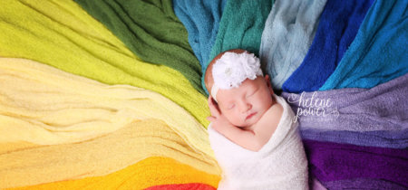 Once preciosas fotografías de bebés arco iris, los que nacen después de una pérdida