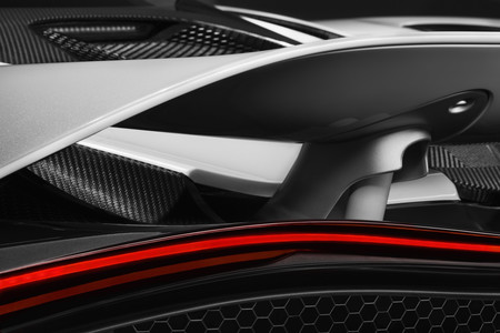 El sucesor del McLaren 650S tendrá un alerón activo capaz de actuar como aero freno