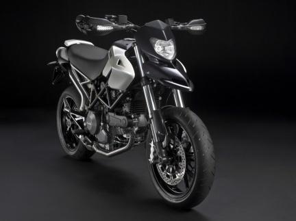 Ducati Hypermotard 796, primeras fotos y datos oficiales