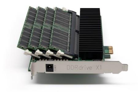 Fusion-IO DDRdrive X1