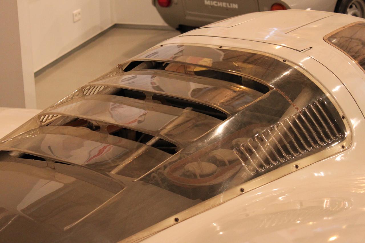 Foto de Museo 24 horas de Le Mans (93/246)