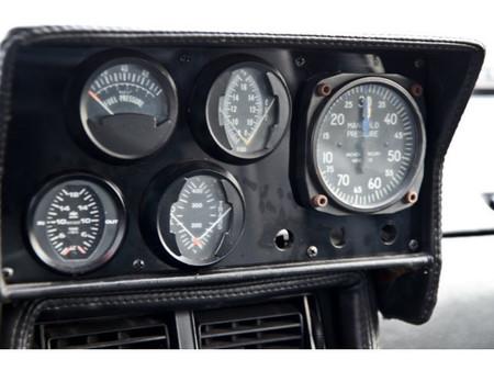 DeLorean DMC-12 con motor Buick V6