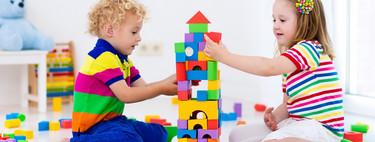 Juguetes recomendados para cada edad: niños de tres a cuatro años