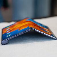 Un posible Huawei Mate X2 plegable se deja ver en la certificación de TENAA
