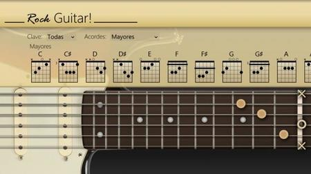 Rock Guitar! para Windows 8