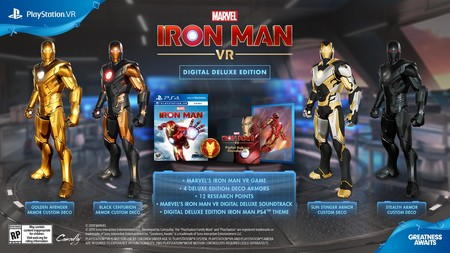 Iron Man VR - Digital Deluxe