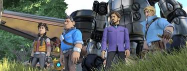 Tiene bemoles que haya vuelto a Knack desde PC (y otras observaciones sobre PlayStation Now)