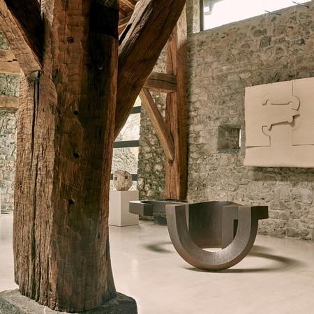 Un museo al aire libre fascinante: reabre sus puertas Chillida Leku