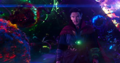 """Los efectos visuales de 'Doctor Extraño' también tienen su """"magia"""""""