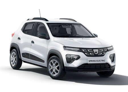 Dacia Spring Electric Renault Kwid electrico mexico 14