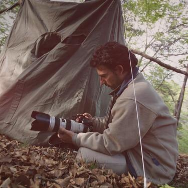 'Detrás del instante': Andoni Canela y la fotografía paciente