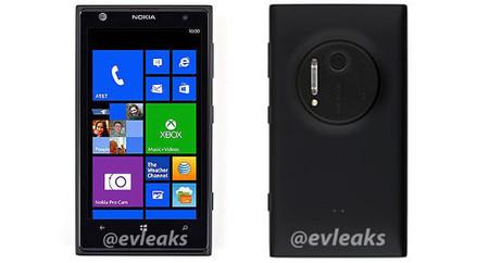 Primeras imágenes del Lumia 909, el más que probable Nokia EOS con Windows Phone