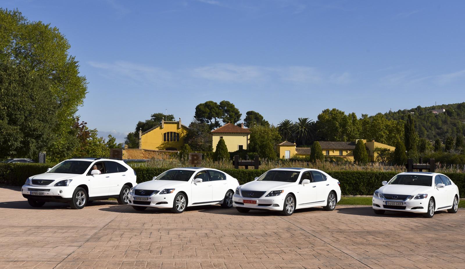 Foto de Lexus 30 aniversario (60/103)
