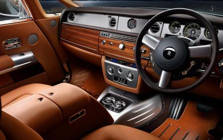 Rolls-Royce Phantom Coupe Aviator interior