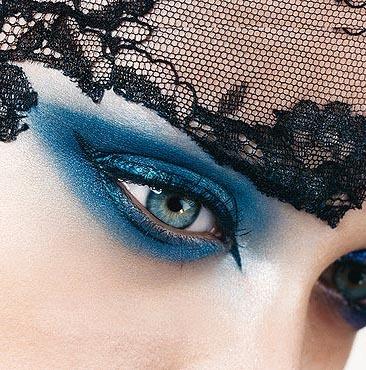 Looks con paletas azules