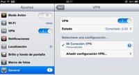 Cómo configurar una conexión VPN en iOS