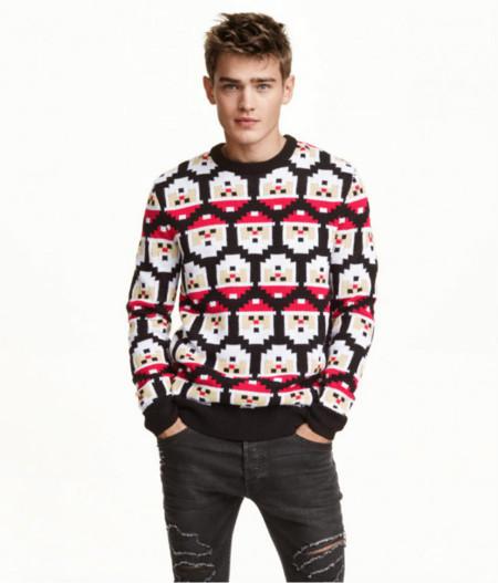 Hm Knit Christmas Sweater 900x1053