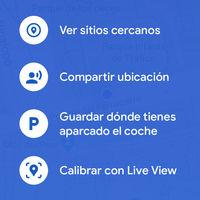 Google Maps ahora te deja calibrar tu ubicación con Live View