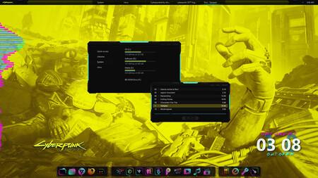 Cómo personalizar Windows 10 con el estilo de Cyberpunk 2077