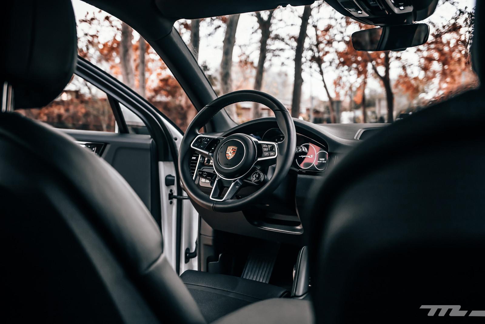 Foto de Porsche Cayenne S (prueba) (7/33)