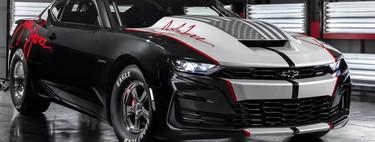Chevrolet COPO Camaro John Force Edition 2020: Único en su especie