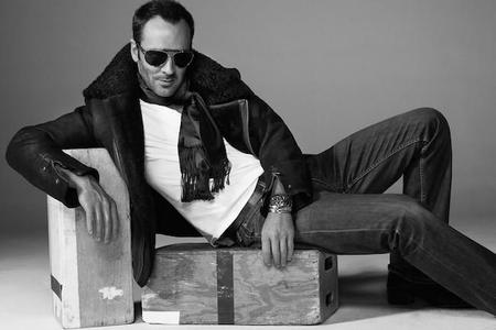 Tom Ford Unveils Makeup Products For Men 0