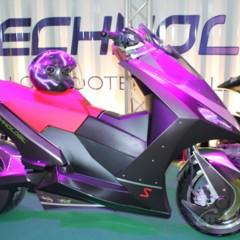 Foto 1 de 6 de la galería t-logic-navigator-scooter-electrico-de-altas-prestaciones en Motorpasion Moto