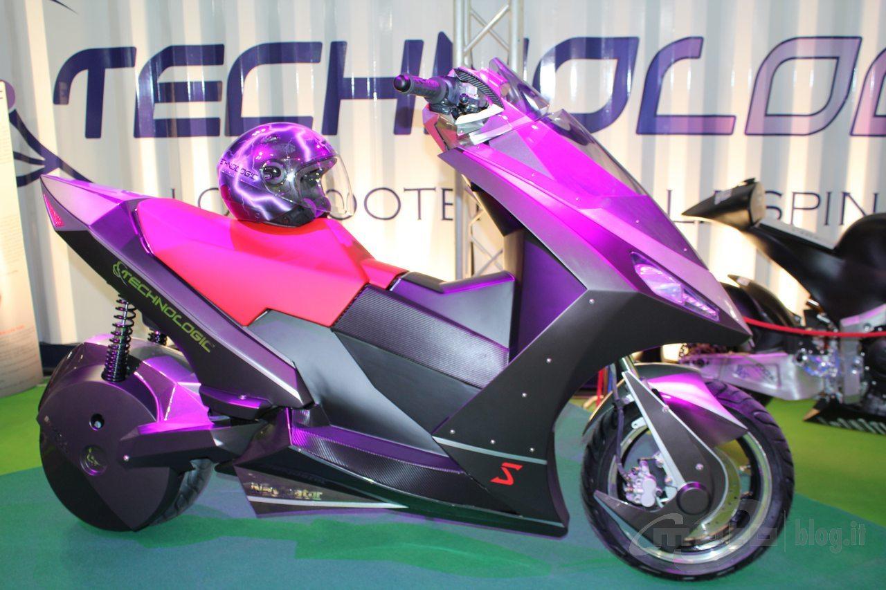 Foto de T-Logic Navigator, Scooter eléctrico de altas prestaciones (1/6)