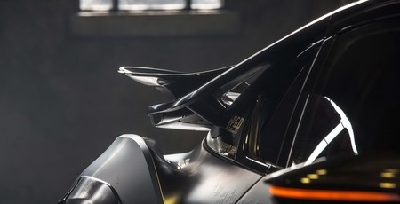 Bmw I8 Evo Dark Knight 6