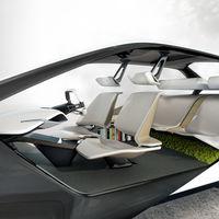 BMW i Inside Future Concept: más que una realidad, un ejercicio que nos invita a imaginar