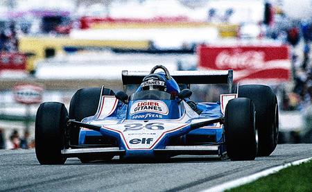 Ligier JS11 1979 - Jacques Laffite