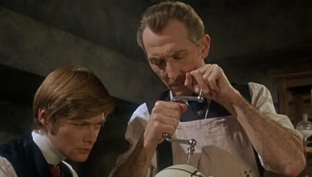 Especial Frankenstein (V): 'El cerebro de Frankenstein' de Terence Fisher