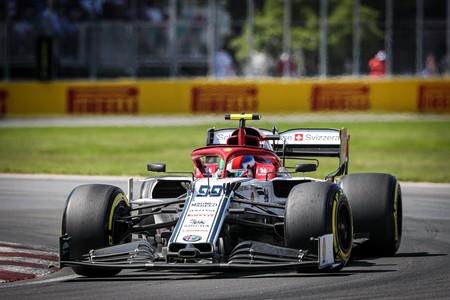 Giovinazzi Canada F1 2019