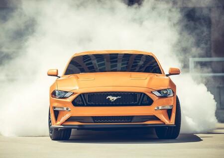 Nuevo Motor 6 8 Litros Para El Mustang 1