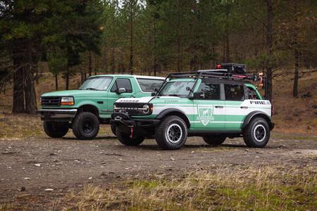 Ford Bronco Wildland Fire Rig Concept 3