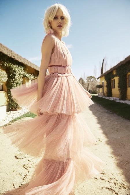 Vestidos De Novia Color Rosa 5