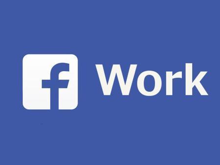 Facebook At Work: la red para empresas de Facebook