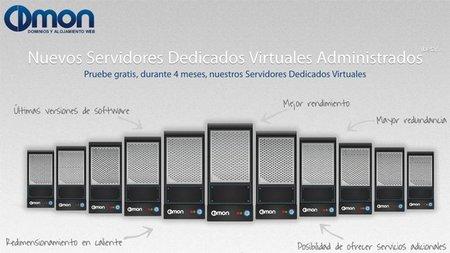 CDmon estrena servicio de servidores dedicados virtuales