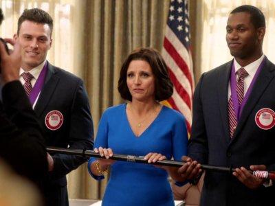 En 'Veep' también se lucha por la presidencia en el tráiler de la quinta temporada