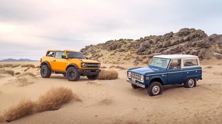 Familia Ford Bronco 8