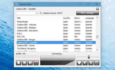 Escucha y graba más de 24.000 emisoras de radio online de todo el mundo con RadioSure