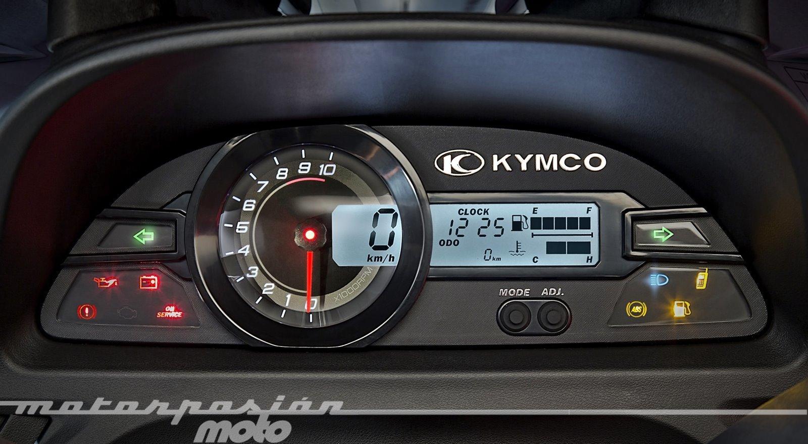 Foto de Kymco Xciting 400i ABS - Detalles (45/55)