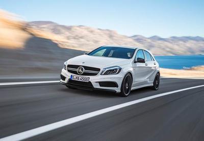 Mercedes-Benz le pone precio al A45 AMG en México