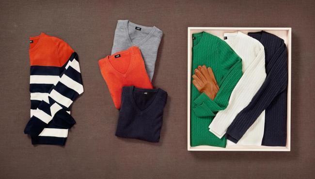 Jersey de cachemira en H&M