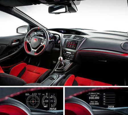 Honda Civic Type R 2015 6