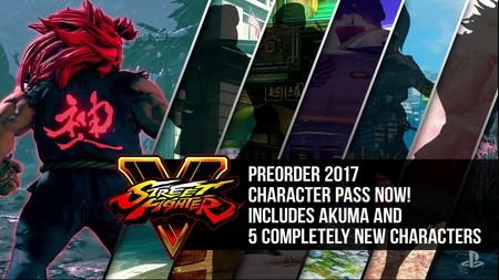 Los cinco luchadores por revelar de Street Fighter V serán originales y ya hay cábalas sobre sus siluetas