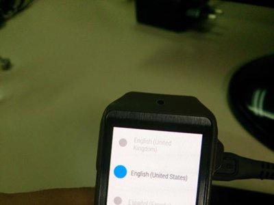 Si no te gusta Tizen en el Samsung Gear 2, podrás ponerle Android Wear