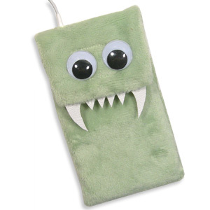 Funda monstruosa para tu iPod touch