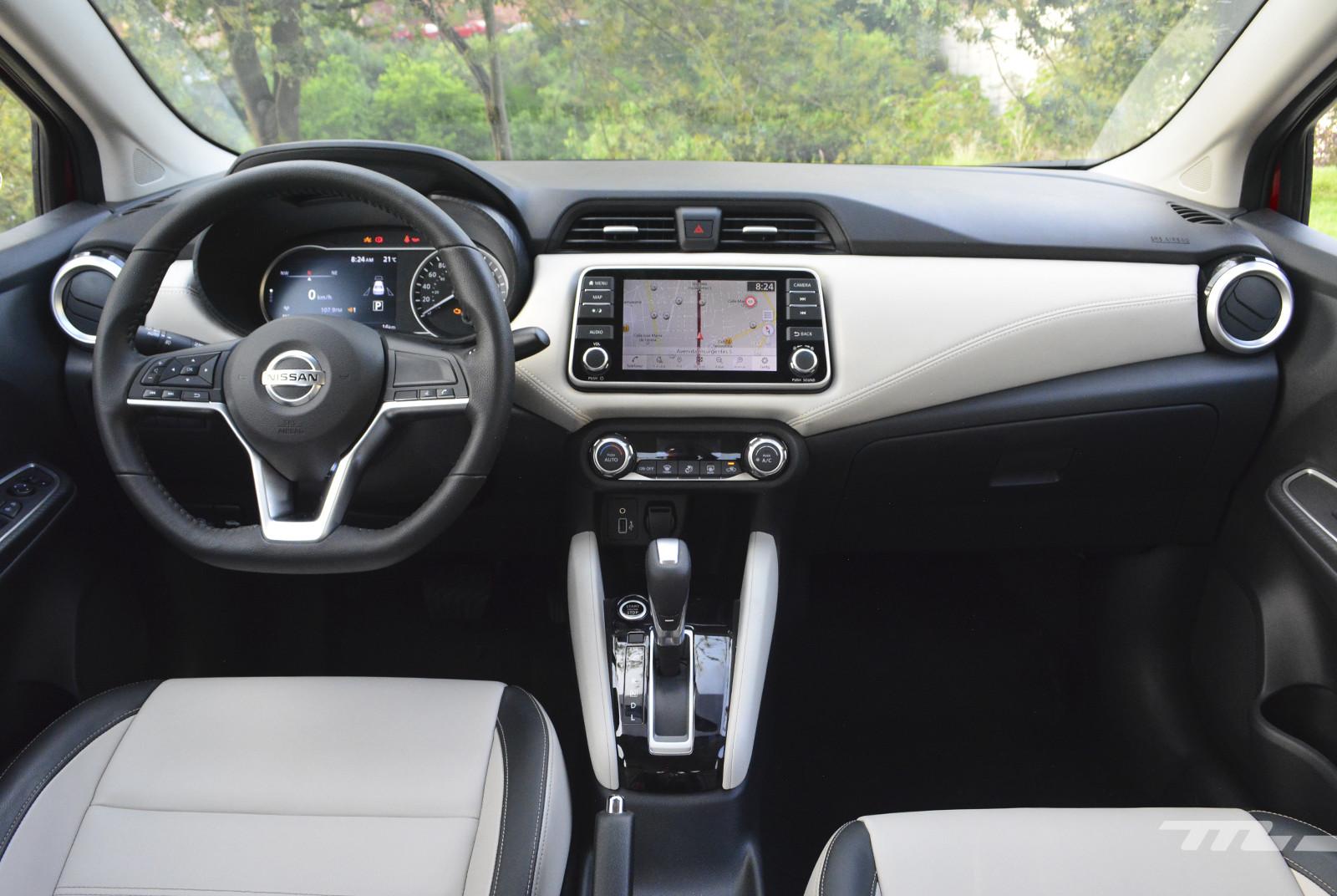 Foto de Nissan Versa 2020 (prueba) (17/28)