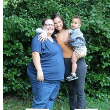 16 niños acogidos en cinco años y dos adopciones, una de ellas de una adolescente: la inspiradora historia de esta madre soltera